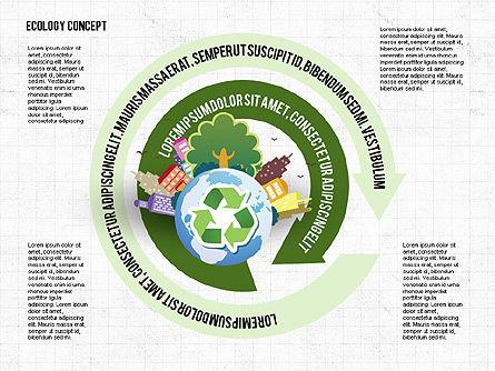Recycling Presentation Concept, Slide 8, 02779, Presentation Templates — PoweredTemplate.com