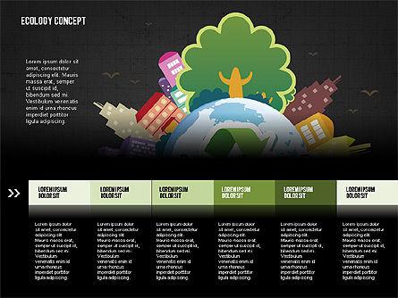 Recycling Presentation Concept, Slide 9, 02779, Presentation Templates — PoweredTemplate.com