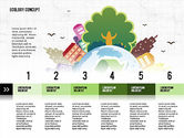 Presentation Templates: Recycling Presentation Concept #02779