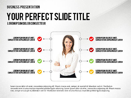 Presentation Templates: Business Team Presentation Template #02788