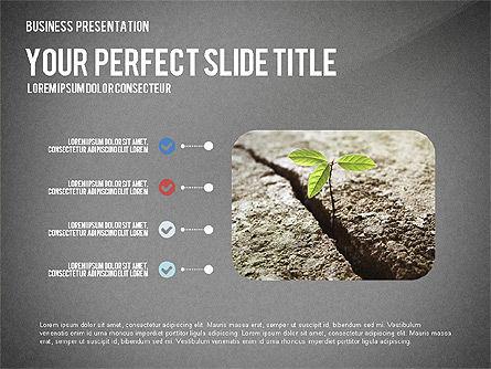 Business Team Presentation Template, Slide 13, 02788, Presentation Templates — PoweredTemplate.com