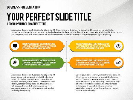 Business Team Presentation Template, Slide 2, 02788, Presentation Templates — PoweredTemplate.com