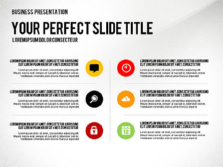Business Team Presentation Template, Slide 4, 02788, Presentation Templates — PoweredTemplate.com
