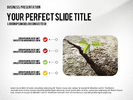 Business Team Presentation Template, Slide 5, 02788, Presentation Templates — PoweredTemplate.com