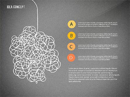 Startup Idea Concept, Slide 10, 02789, Presentation Templates — PoweredTemplate.com