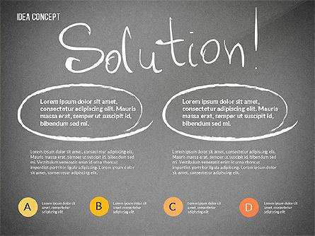 Startup Idea Concept, Slide 15, 02789, Presentation Templates — PoweredTemplate.com