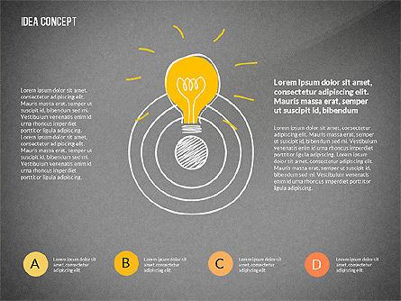 Startup Idea Concept, Slide 16, 02789, Presentation Templates — PoweredTemplate.com