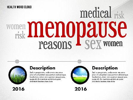 Treatment Word Cloud Presentation Concept, Slide 4, 02794, Medical Diagrams and Charts — PoweredTemplate.com