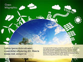 Infographics: Green Infographic #02808