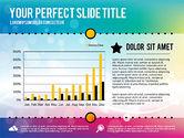 Data Driven Diagrams and Charts: Vivid Pitch Deck Presentation Concept #02810