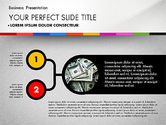 Presentation Templates: Business Presentation Template with Charts #02812