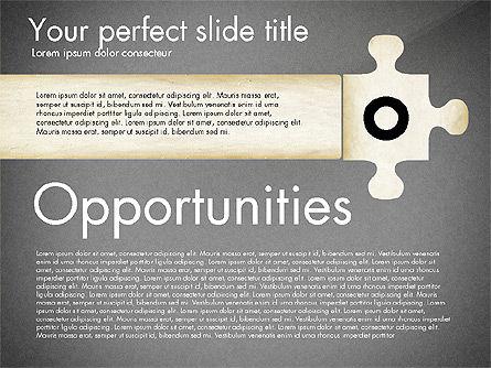 SWOT Analysis, Slide 14, 02817, Business Models — PoweredTemplate.com