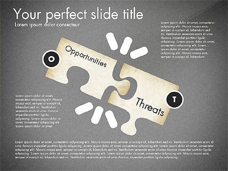 SWOT Analysis, Slide 15, 02817, Business Models — PoweredTemplate.com