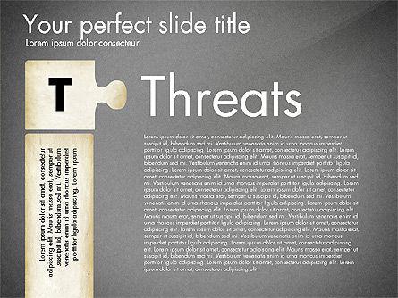SWOT Analysis, Slide 16, 02817, Business Models — PoweredTemplate.com