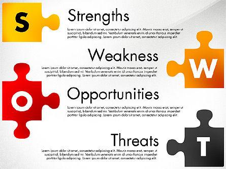 SWOT Analysis, Slide 3, 02817, Business Models — PoweredTemplate.com