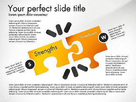 SWOT Analysis, Slide 5, 02817, Business Models — PoweredTemplate.com