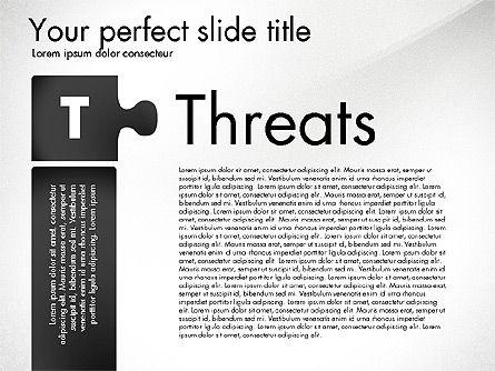 SWOT Analysis, Slide 8, 02817, Business Models — PoweredTemplate.com