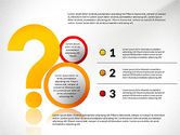 Process Diagrams: Questions Answers Solutions Presentation Concept #02818