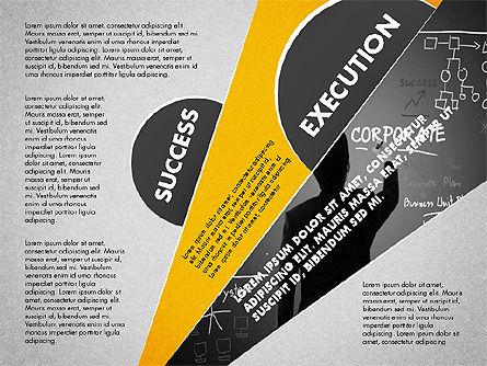 Success Strategy Execution Presentation Concept Slide 3