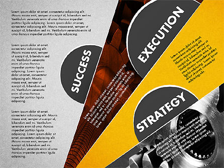 Success Strategy Execution Presentation Concept Slide 4