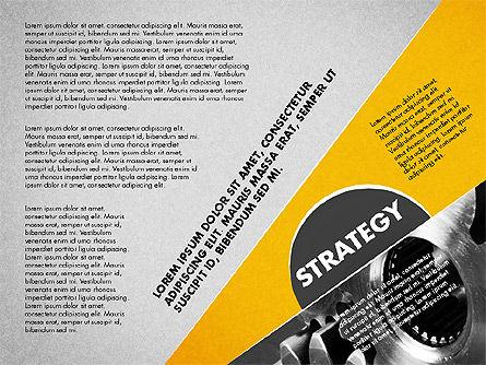 Success Strategy Execution Presentation Concept, Slide 7, 02820, Stage Diagrams — PoweredTemplate.com