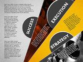 Success Strategy Execution Presentation Concept#4