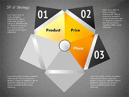 Five Ps For Strategy, Slide 11, 02823, Business Models — PoweredTemplate.com