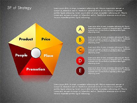 Five Ps For Strategy, Slide 14, 02823, Business Models — PoweredTemplate.com