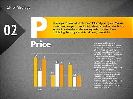 Five Ps For Strategy, Slide 16, 02823, Business Models — PoweredTemplate.com