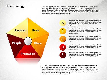 Five Ps For Strategy, Slide 6, 02823, Business Models — PoweredTemplate.com