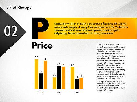 Five Ps For Strategy, Slide 8, 02823, Business Models — PoweredTemplate.com
