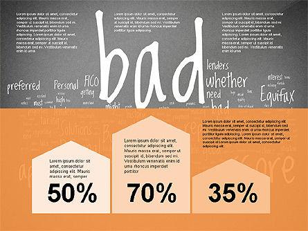 Credit Rating Presentation Template, Slide 11, 02824, Presentation Templates — PoweredTemplate.com