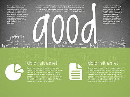 Credit Rating Presentation Template, Slide 12, 02824, Presentation Templates — PoweredTemplate.com