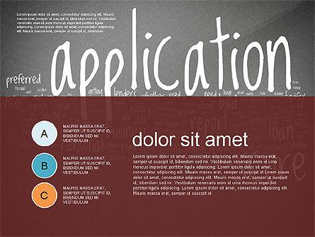 Credit Rating Presentation Template, Slide 13, 02824, Presentation Templates — PoweredTemplate.com