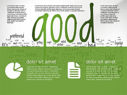Credit Rating Presentation Template, Slide 4, 02824, Presentation Templates — PoweredTemplate.com