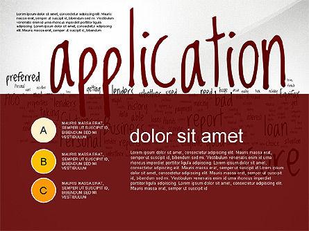 Credit Rating Presentation Template, Slide 5, 02824, Presentation Templates — PoweredTemplate.com