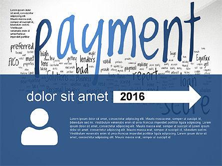 Credit Rating Presentation Template, Slide 8, 02824, Presentation Templates — PoweredTemplate.com
