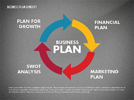 Business Plan Presentation Concept, Slide 12, 02825, Business Models — PoweredTemplate.com
