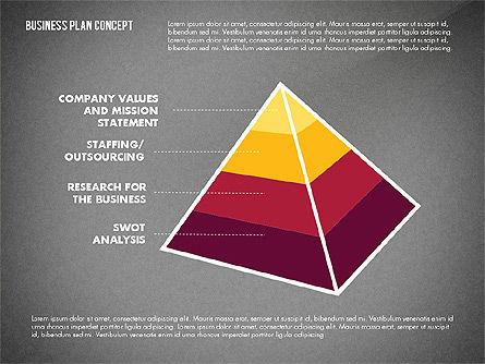 Business Plan Presentation Concept, Slide 16, 02825, Business Models — PoweredTemplate.com