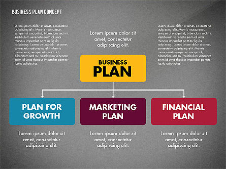 Business Plan Presentation Concept, Slide 9, 02825, Business Models — PoweredTemplate.com