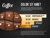 Coffee Bean Infographics#14
