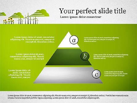 Ecology Presentation with Data Driven Charts, Slide 5, 02830, Presentation Templates — PoweredTemplate.com