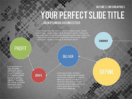 Elegant Business Presentation Template in Flat Design, Slide 15, 02831, Presentation Templates — PoweredTemplate.com
