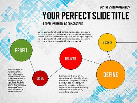 Elegant Business Presentation Template in Flat Design, Slide 7, 02831, Presentation Templates — PoweredTemplate.com