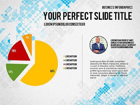 Elegant Business Presentation Template in Flat Design, Slide 8, 02831, Presentation Templates — PoweredTemplate.com
