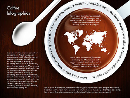 Infographics: Coffee Consumption Infographics #02834