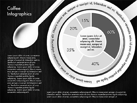 Coffee Consumption Infographics, Slide 14, 02834, Infographics — PoweredTemplate.com