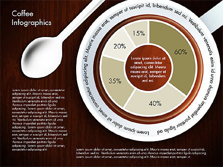 Coffee Consumption Infographics, Slide 6, 02834, Infographics — PoweredTemplate.com