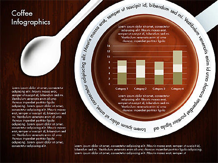 Coffee Consumption Infographics, Slide 7, 02834, Infographics — PoweredTemplate.com