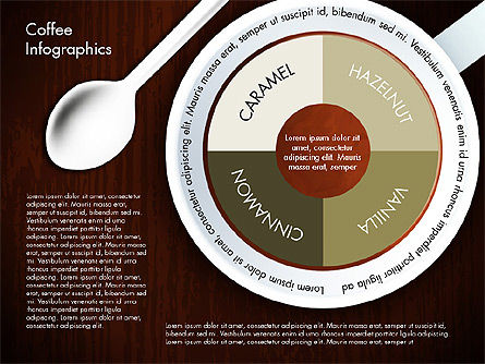 Coffee Consumption Infographics, Slide 8, 02834, Infographics — PoweredTemplate.com